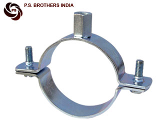 PIPE CLAMPS WITHOUT RUBBER